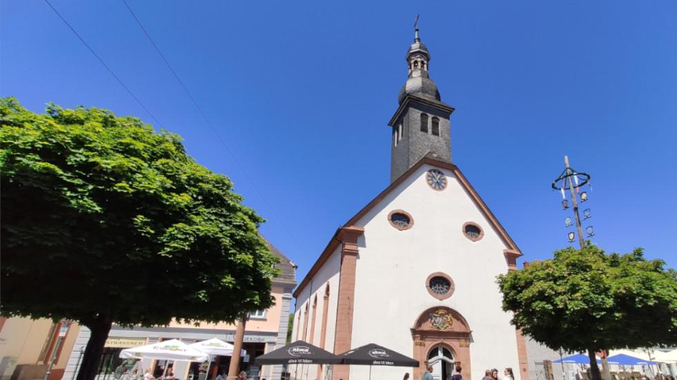 Katholische Kirche St. Engelbert
